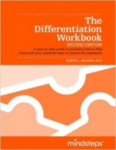 Differentiation Workbook